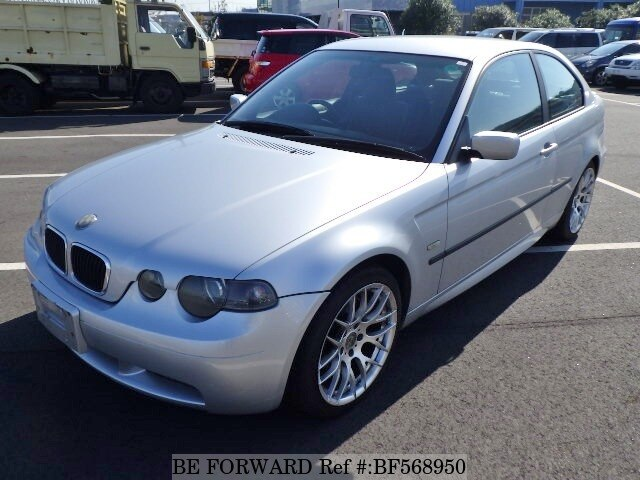 Used 2003 BMW 3 SERIES 318TI M SPORTS/GH-AU20 for Sale BF568950 - BE ...