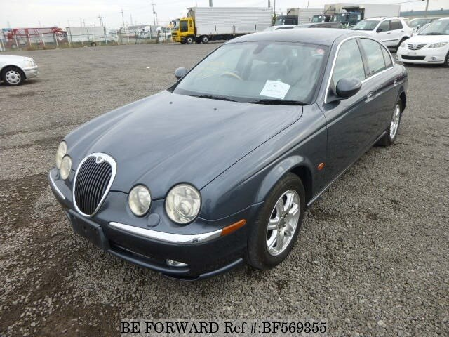 used 2004 jaguar s type 3 0 gh j01fc for sale bf569355. Black Bedroom Furniture Sets. Home Design Ideas