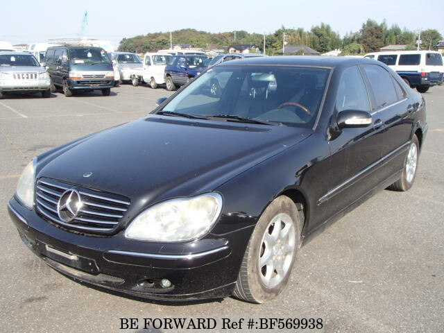 Used 2003 mercedes benz s class s500 220175 for sale for 2003 mercedes benz s500 for sale