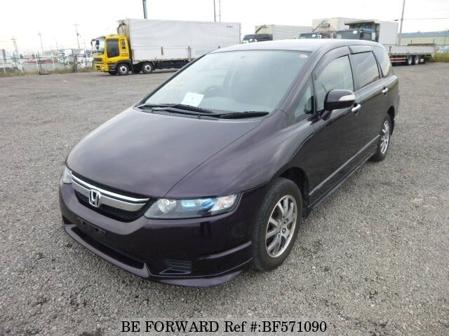 used 2008 honda odyssey m dba rb2 for sale bf571090 be forward. Black Bedroom Furniture Sets. Home Design Ideas
