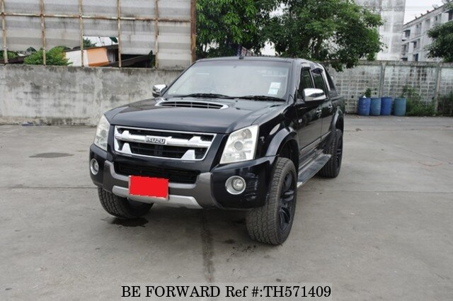 Used 2010 Isuzu D Max 3 0 Double Cab Tfs85hdr7j For Th571409