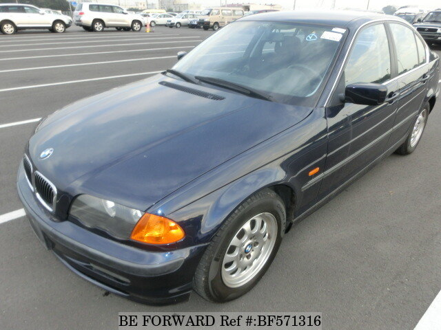 Used 2001 BMW 3 SERIES 320IGHAV22 for Sale BF571316  BE FORWARD