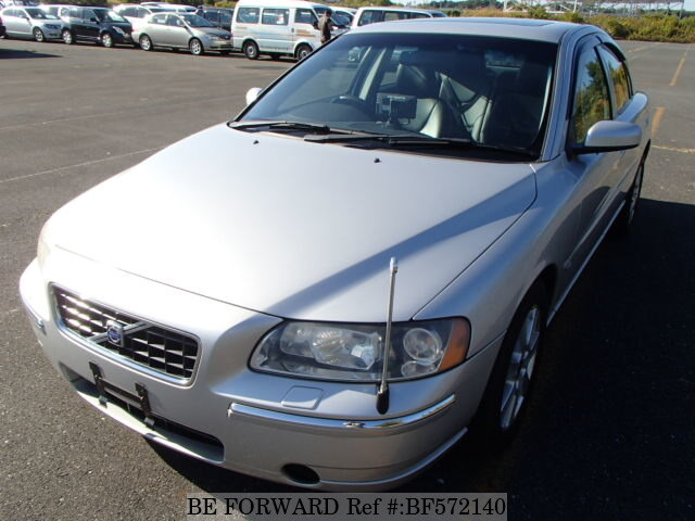 Used 2005 Volvo S60 2 5t Awd Cba Rb5254a For Sale Bf572140 Be Forward