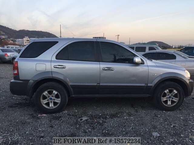 used 2003 kia sorento jc718b for sale is572234 be forward. Black Bedroom Furniture Sets. Home Design Ideas