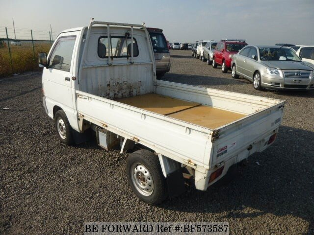 Used 1991 DAIHATSU HIJET TRUCK/V-S83P For Sale BF573587