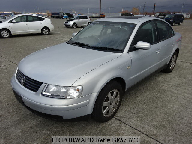 Used 1999 VOLKSWAGEN PASSAT V6 SYNCRO/GF-3BAPRF for Sale