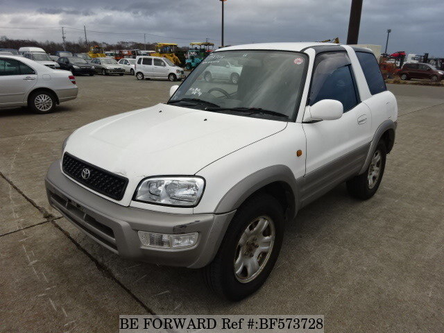 used 1998 toyota rav4 l type x e sxa10w for sale bf573728 be forward. Black Bedroom Furniture Sets. Home Design Ideas
