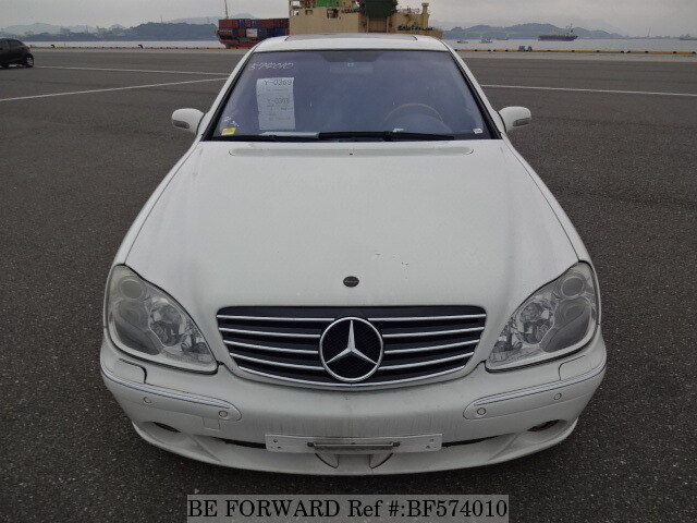 Used 2002 mercedes benz s class s500l 220175 for sale for Mercedes benz 2002 s500 for sale