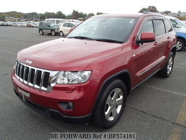 used 2012 jeep grand cherokee laredo aba wk36 for sale bf574181 be forward. Black Bedroom Furniture Sets. Home Design Ideas