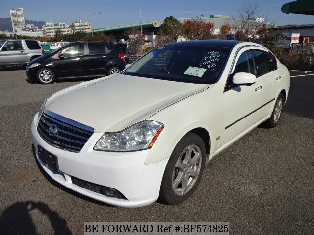 Used 2004 Nissan Fuga 350gtcba Py50 For Sale Bf574825 Be Forward