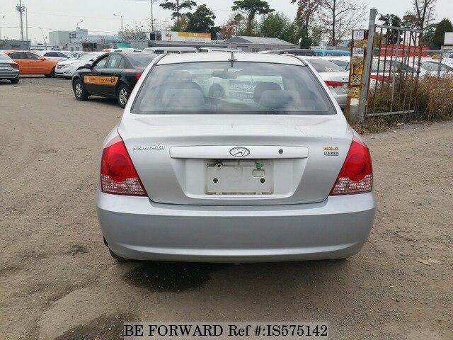 2005 hyundai avante elantra xd usados en venta is575142 for Hyundai motor myanmar co ltd