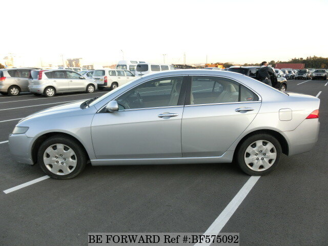 Used 2003 honda accord 24t la cl9 for sale bf575092 be for 2002 honda accord window off track
