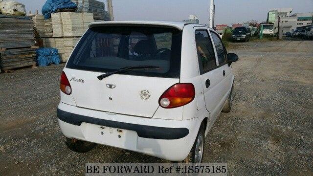 Used 2000 DAEWOO MATIZ for Sale IS575185 - BE FORWARD