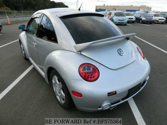 Used 2001 VOLKSWAGEN NEW BEETLE/GF-9CAQY for Sale BF575364 - BE FORWARD