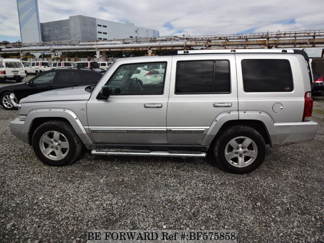 used 2006 jeep commander 5 7 hemi limited gh xh57 for sale bf575858 be forward. Black Bedroom Furniture Sets. Home Design Ideas