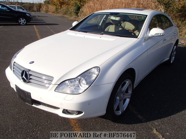 2006 Cls 500 >> Used 2006 Mercedes Benz Cls Class Cls500 Cba 219375 For Sale
