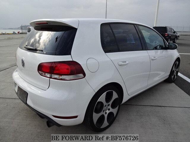 Buy New Car VW Golf GTi Japan Tokyo - YouTube