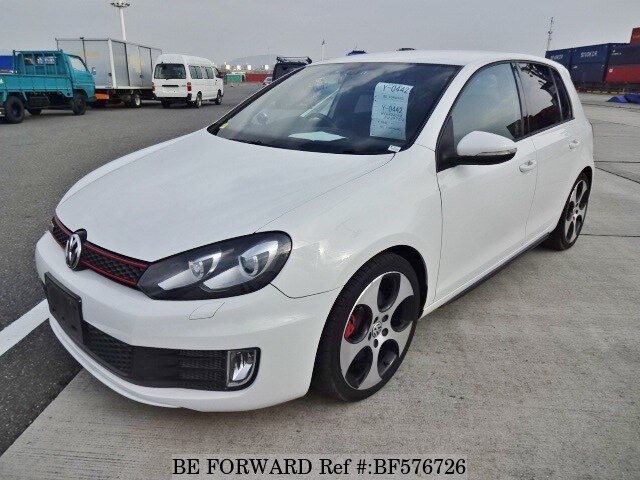 Used 2010 Volkswagen Golf Gti Gti Aba 1kccz For Sale Bf576726 Be Forward