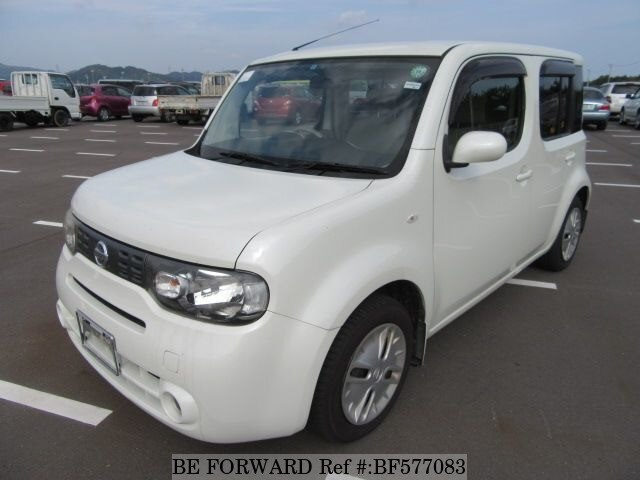 used 2010 nissan cube 15x v selection dba z12 for sale bf577083 be forward. Black Bedroom Furniture Sets. Home Design Ideas