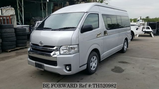 Used 2014 TOYOTA HIACE COMMUTER/ADG-KDH223R for Sale