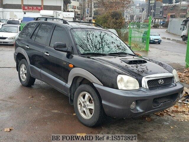 2001 hyundai santa fe gold usados en venta is573827 be for Hyundai motor myanmar co ltd