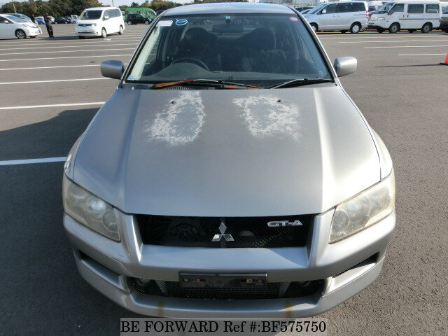 Used 2002 MITSUBISHI LANCER EVOLUTION VII GTA EVOLUTION 7GHCT9A