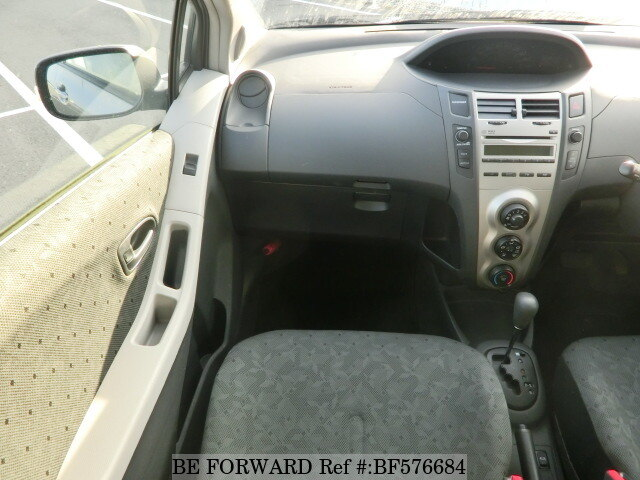 Used 2009 TOYOTA VITZ/DBA-SCP90 for Sale BF576684 - BE FORWARD