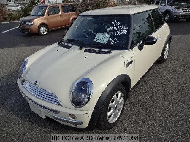 used 2003 bmw mini cooper gh ra16 for sale bf576998 be forward rh beforward jp