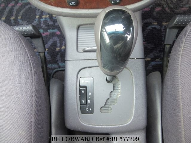 Used 2003 MERCEDES BENZ A CLASS BF577299 For Sale Image