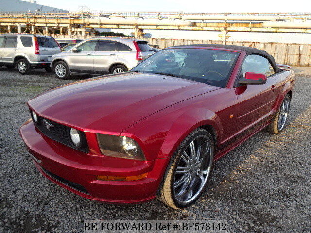Used 2010 Ford Mustang Bf578142 For Image