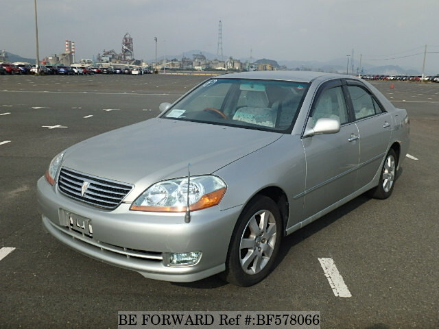 Used 2003 Toyota Mark Ii Grande G Ta Jzx110 For Sale Bf578066 Be