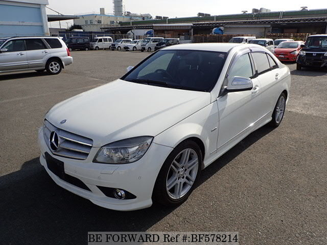 Used 2007 mercedes benz c class c300 avantgarde s dba for Used mercedes benz c300 for sale