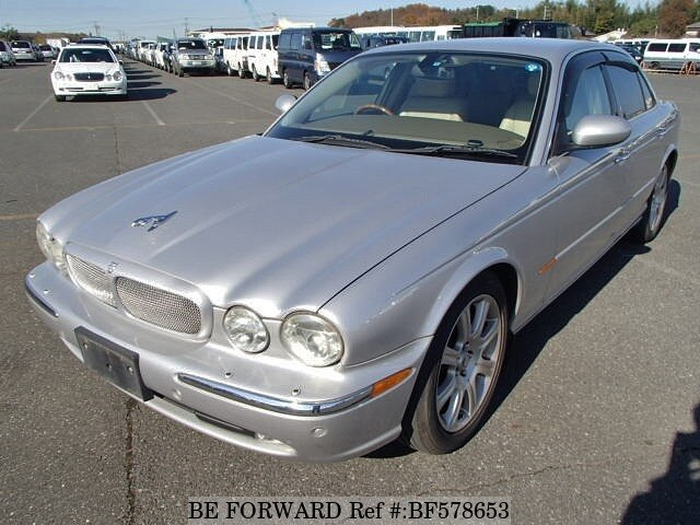 Used 2005 JAGUAR XJ SERIES BF578653 For Sale