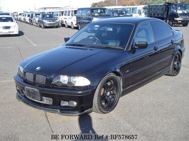 Used 2001 BMW 3 SERIES 320I M SPORTSGHAV22 for Sale BF578657
