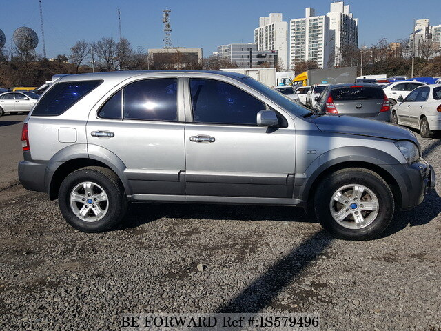 used 2003 kia sorento limited for sale bf579496 be forward. Black Bedroom Furniture Sets. Home Design Ideas