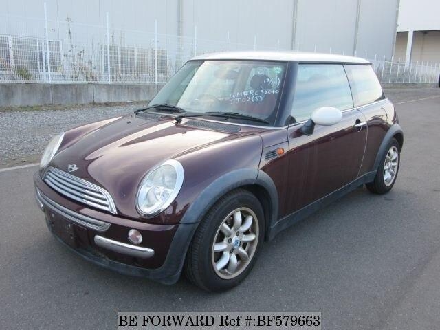 used 2003 bmw mini cooper gh ra16 for sale bf579663 be forward rh beforward jp