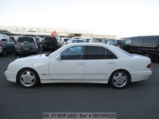 Used 2001 mercedes benz e class e320 avantgarde gf 210065 for 2001 mercedes benz e320 for sale