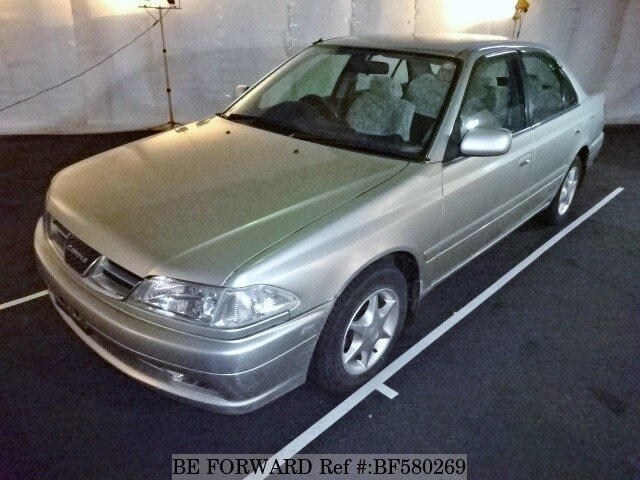 Used 1998 Toyota Carina Ti Myroad Gf At212 For Sale Bf580269 Be