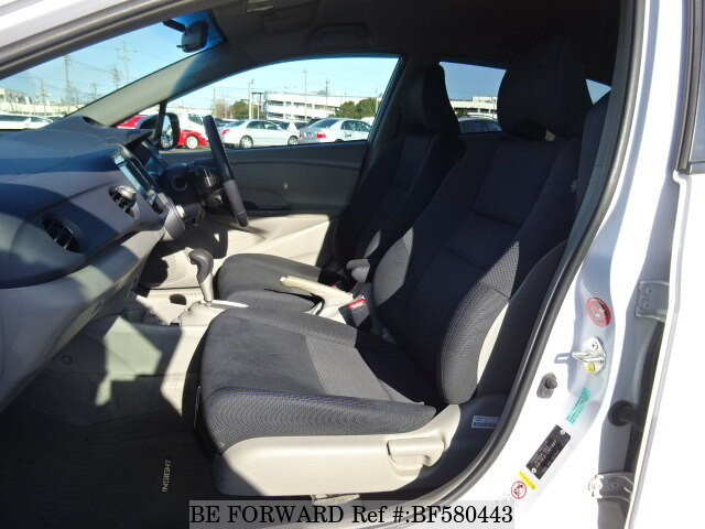 used 2010 honda insight ls daa ze2 for sale bf580443 be. Black Bedroom Furniture Sets. Home Design Ideas