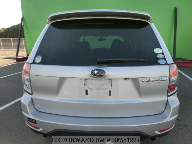 Used 2007 Subaru Forester 2 0x Dba Sh5 For Sale Bf581227