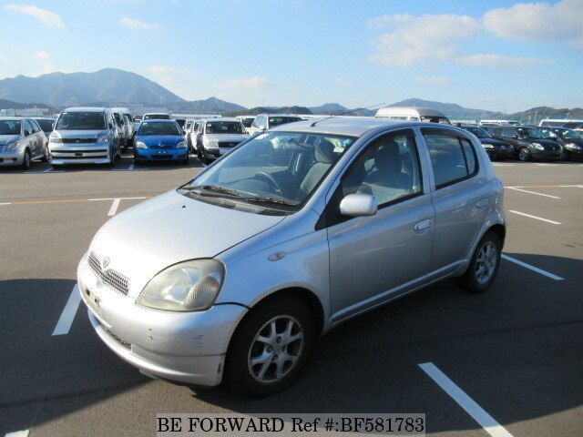 Used 1999 Toyota Vitz U Euro Sports Edition Gh Ncp10 For Sale