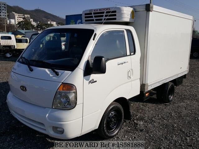 used 2004 kia bongo refrigerator for sale is581888 be forward rh beforward jp Bongo 1 3 Hyundai Bongo Truck