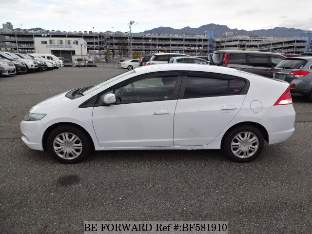 used 2010 honda insight l daa ze2 for sale bf581910 be. Black Bedroom Furniture Sets. Home Design Ideas