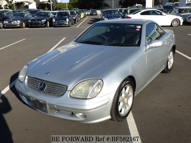 Used 2001 MERCEDESBENZ SLK SLK230 KOMPRESSORGF170449 for Sale