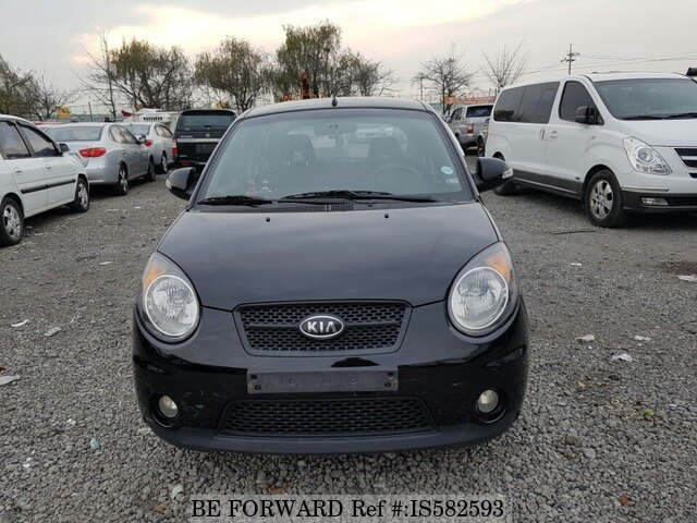 Used 2008 Kia Morning  Picanto  For Sale Is582593