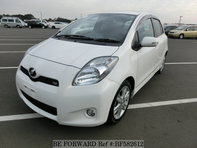 Used 2010 TOYOTA VITZ RS/DBA-SCP90 for Sale BF582612 - BE FORWARD
