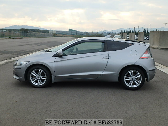 used 2011 honda cr z alpha daa zf1 for sale bf582739 be forward. Black Bedroom Furniture Sets. Home Design Ideas