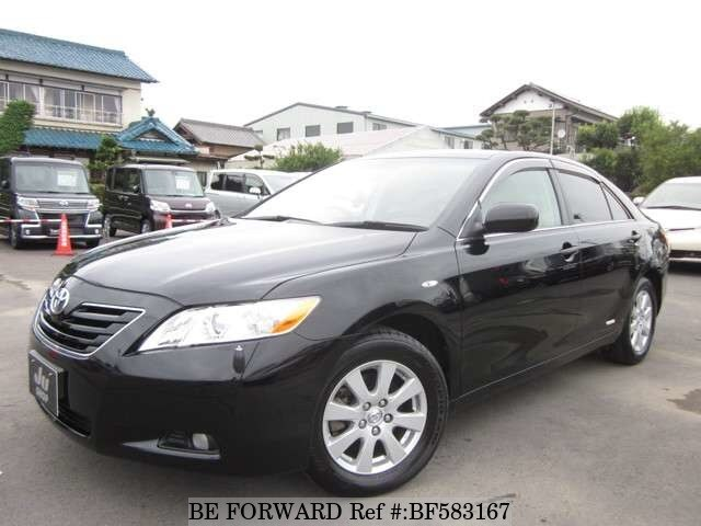 used 2008 toyota camry dba acv40 for sale bf583167 be forward. Black Bedroom Furniture Sets. Home Design Ideas