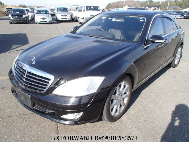 used 2007 mercedes benz s class s550 dba 221071 for sale bf583573 be forward. Black Bedroom Furniture Sets. Home Design Ideas