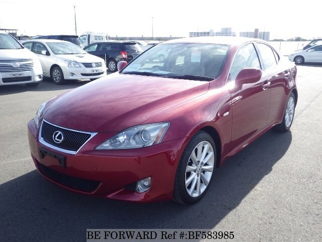 Used 2005 LEXUS IS BF583985 For Sale